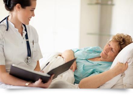 Maintien des patients à domicile